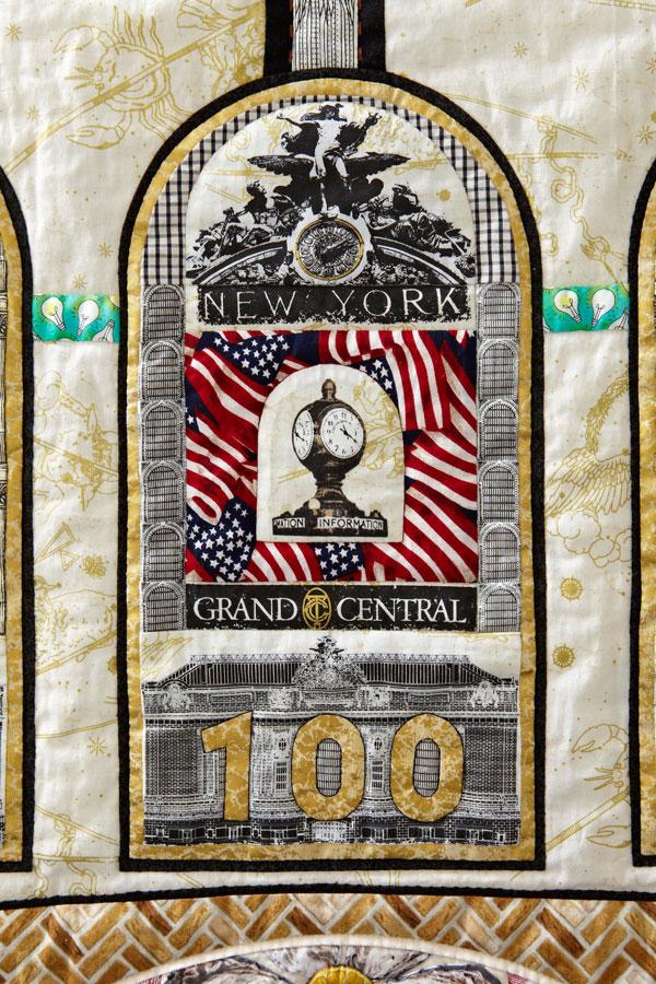 A Grand Centennial Detail