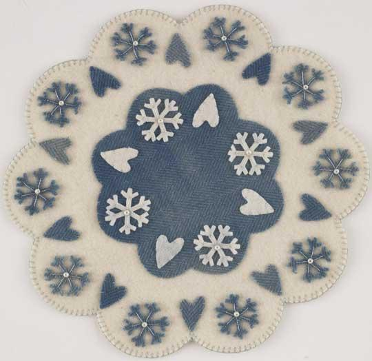 Snowflake Table Topper