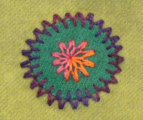 How To: Fly Stitch
