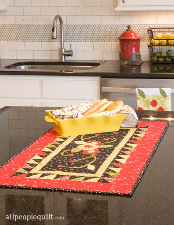 Kitchen Quilts
