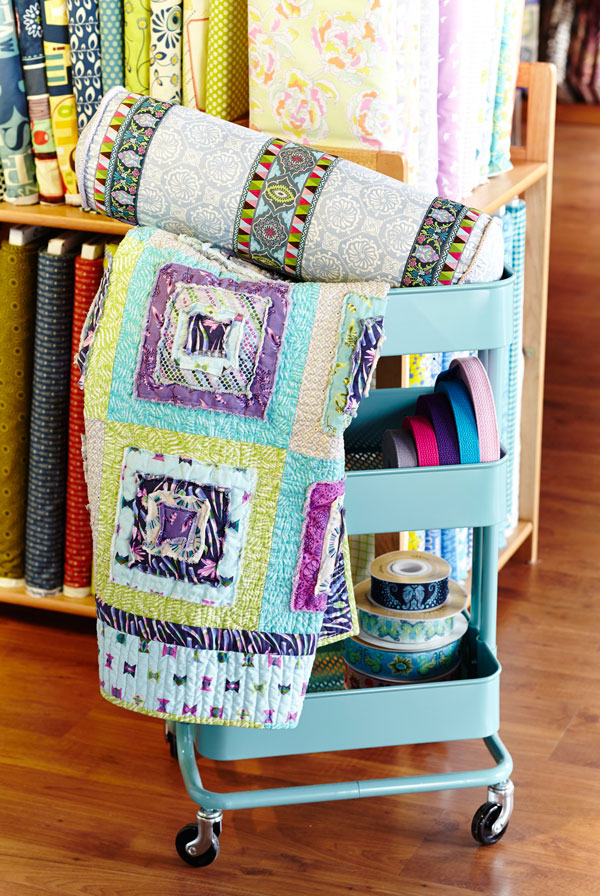 Q—First in Quilting