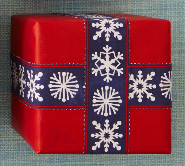 Fabric Ribbon Wrap