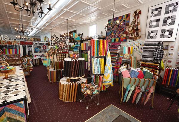 M&E Quilt Shoppe