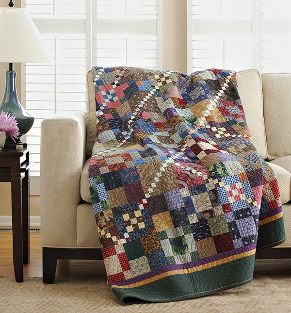 Our Scrappiest Quilts Ever!