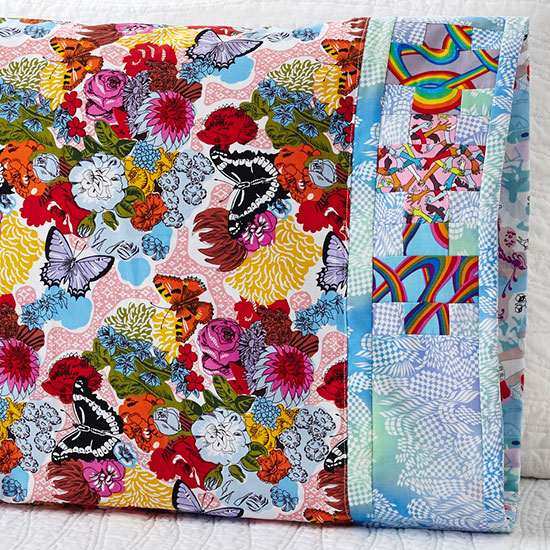 FreeSpirit Fabrics - Pattern 59 Plus Sign