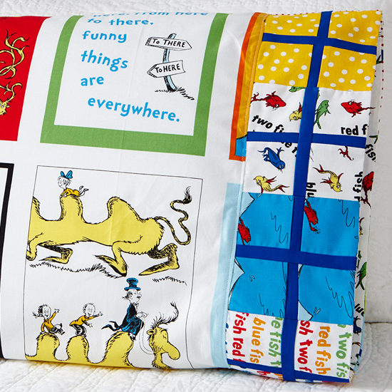 Robert Kaufman Fabrics - Pillowcase 60 Argyle