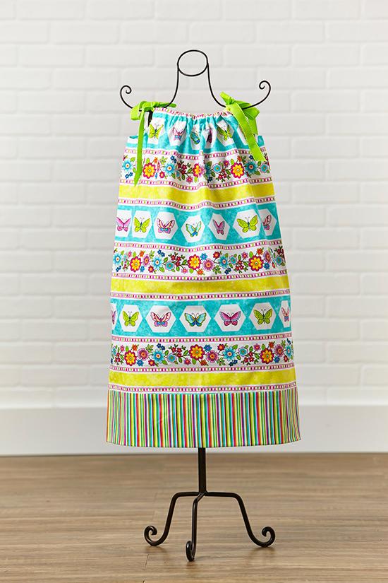 Northcott - Pillowcase 61 Dress