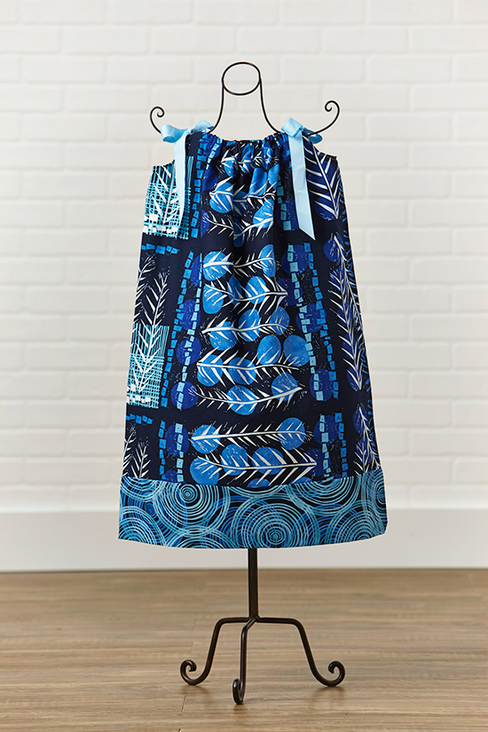 Robert Kaufman Fabrics - Pillowcase 61 Dress