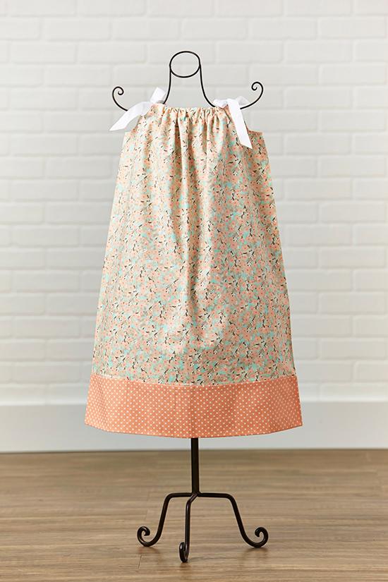 Moda Fabrics - Pillowcase 61 Dress