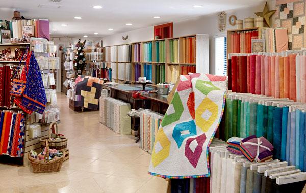 Cinnamon's Quilt Shoppe