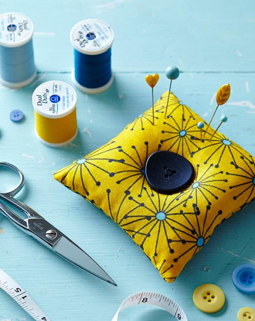 Cutest (and Easiest) Pincushions Ever