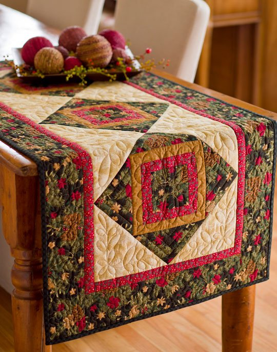 Top Christmas Pattern: Hint of the Holidays