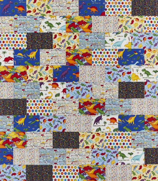 Fast and Fun Kids Quilt