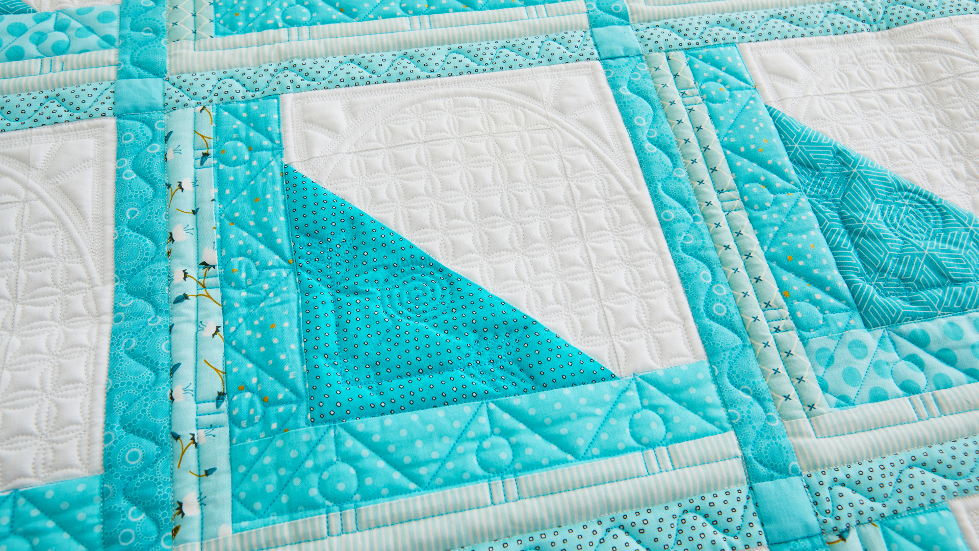 Trouble-Shooting Tension | AllPeopleQuilt com