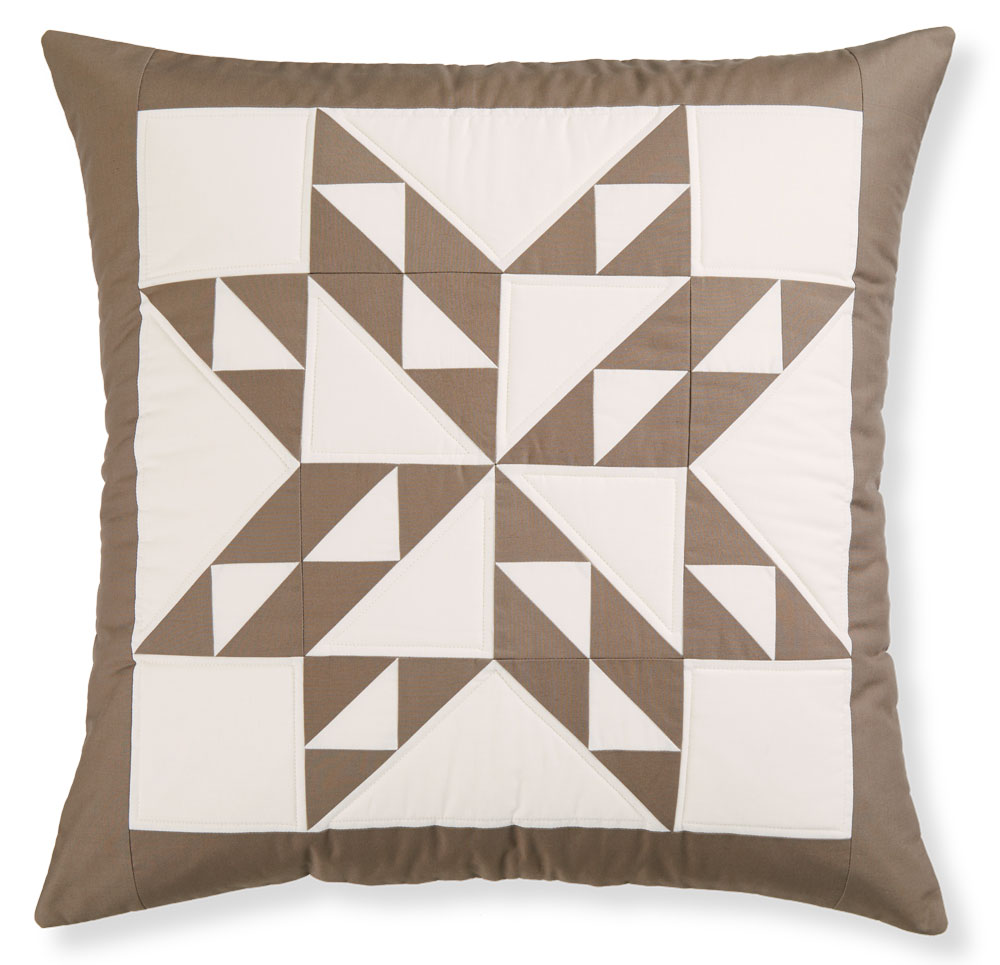 Stitch & Switch Pillow: Fall Color Option