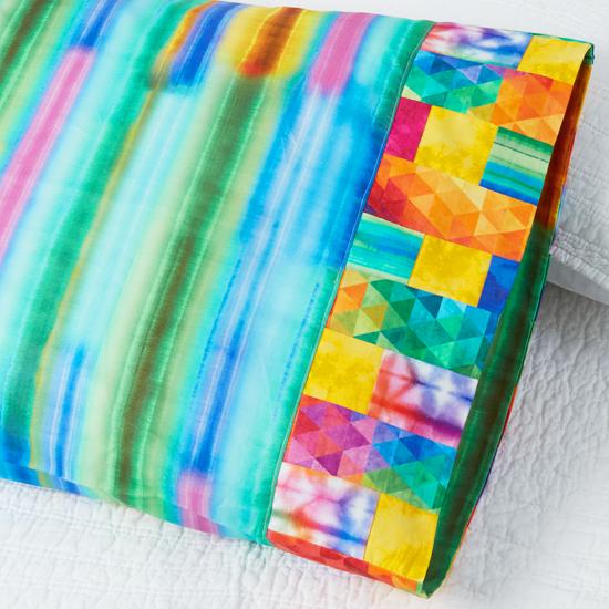 Northcott - Pillowcase 76: Confetti Band