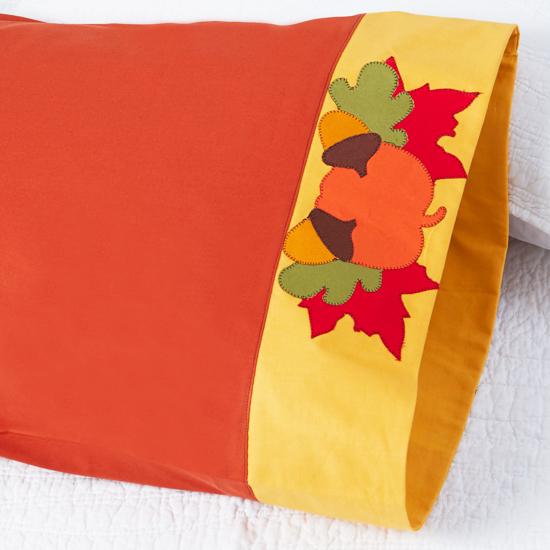 Paintbrush Studio- Pillowcase 77: Fall Medley Band