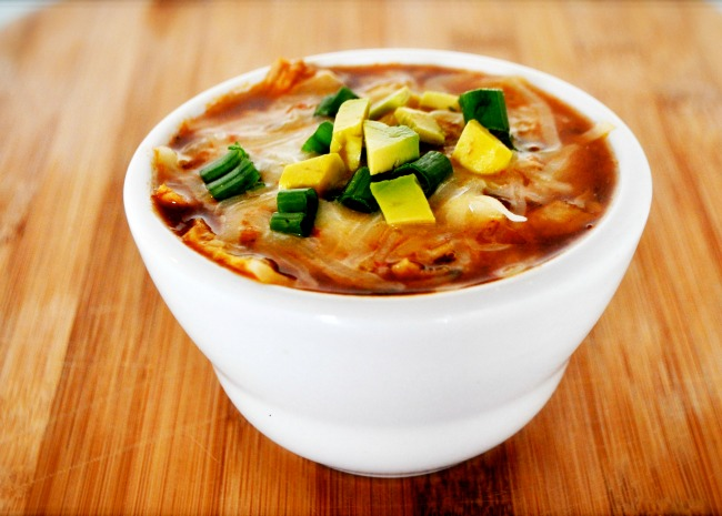 Tortilla Soup I
