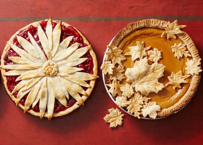 Pies with Cool Tops