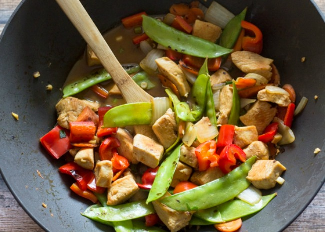 Allrecipes Easy Stir-Fry