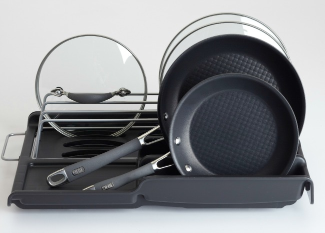Pots and Pans and Lids
