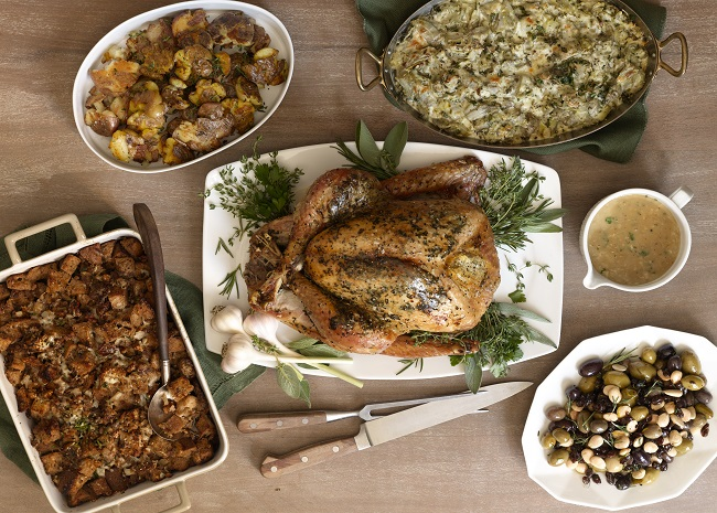 102643729 thanksgiving stuffing scene photo by Meredith