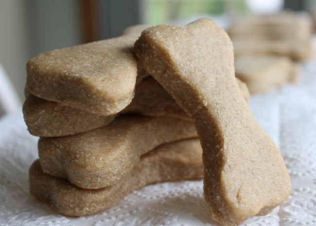 The Best Doggy Biscuits!