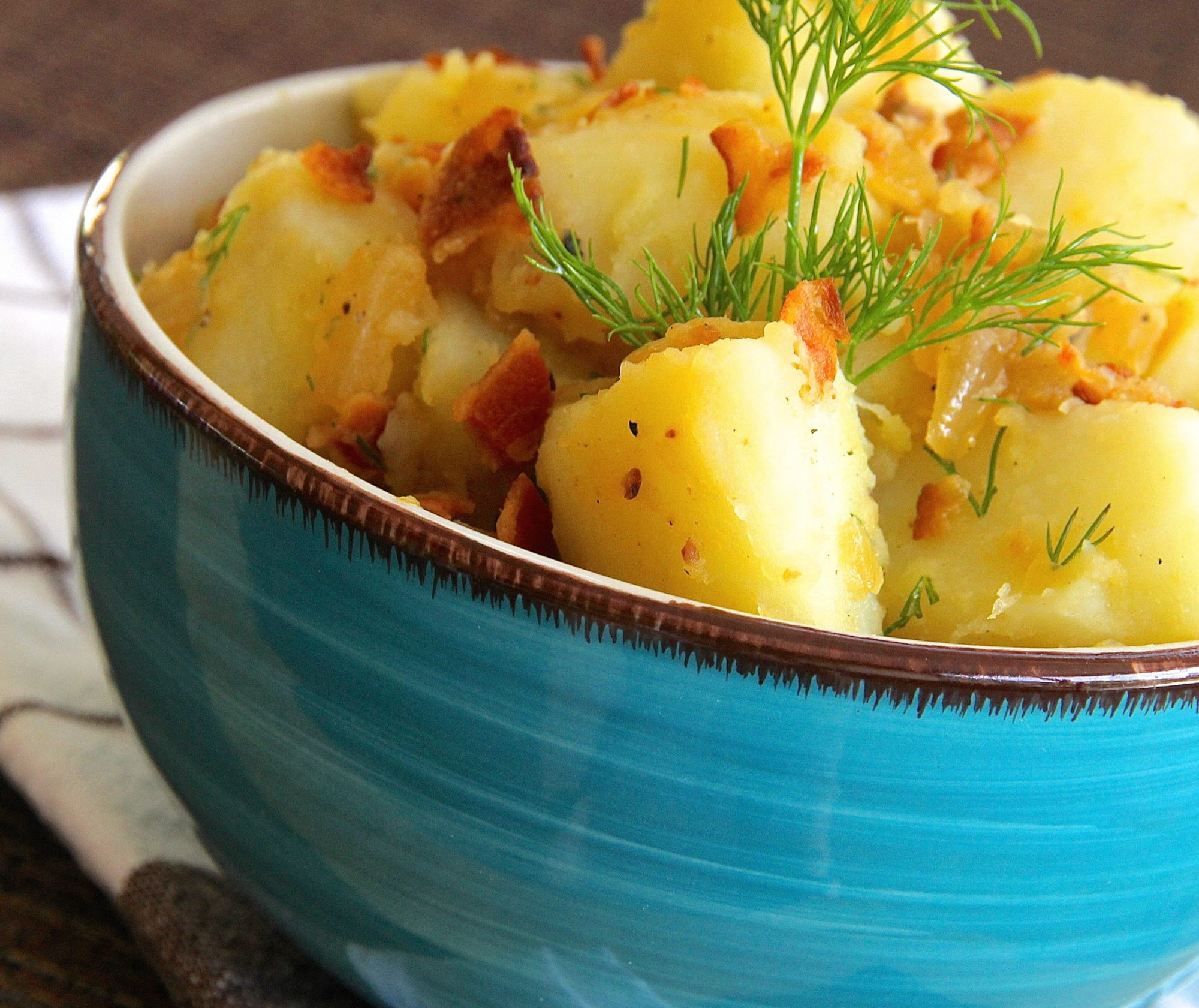 Real German Potato Salad