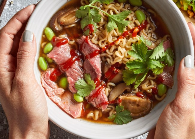 12 Quick Dinners That Start With Instant Ramen Noodles