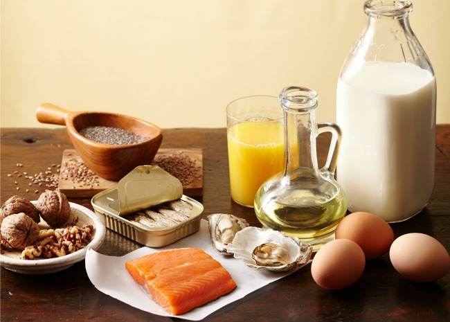Variety of Dietary Fats
