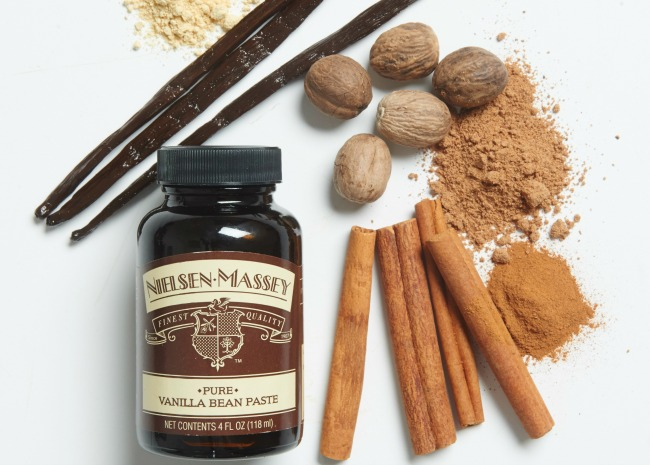 Vanilla Bean Paste and Spices