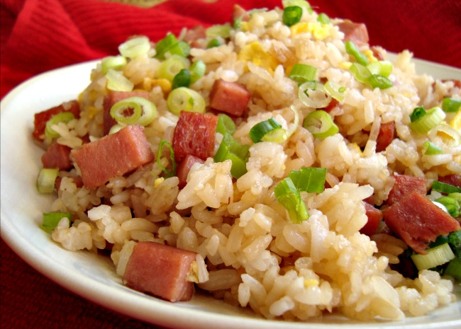 Island-Style Fried Rice