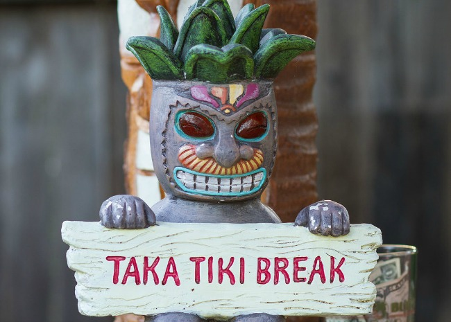 Taka Tiki Break