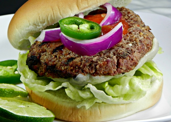 equila Lime Burgers