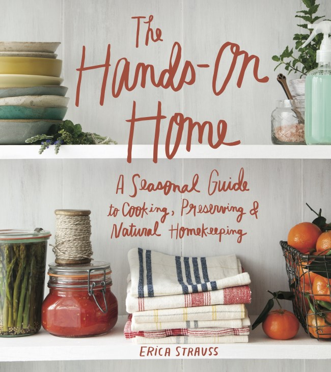 Hands-On Home by  Erica Strauss