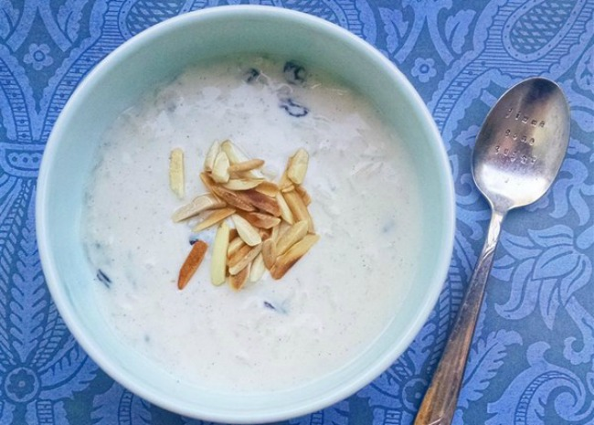 Kheer. Photo by Michelle Marques