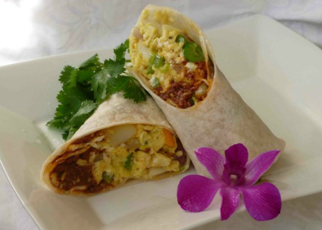 Chorizo Breakfast BurritosBreakfast Burritos_76464 _Photo by OkinawanPrincess