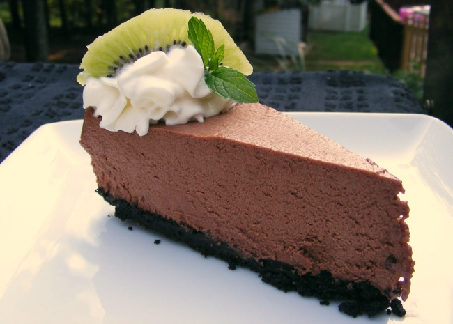 Death by Chocolate Mousse
