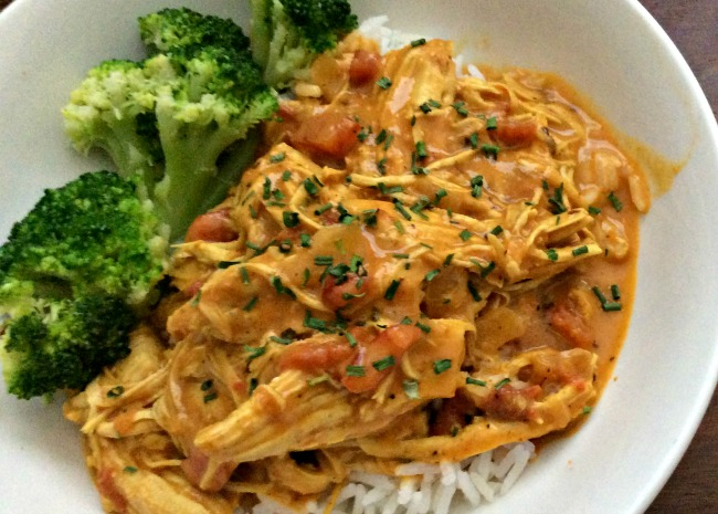 Instant Pot(R) Coconut-Curry Chicken