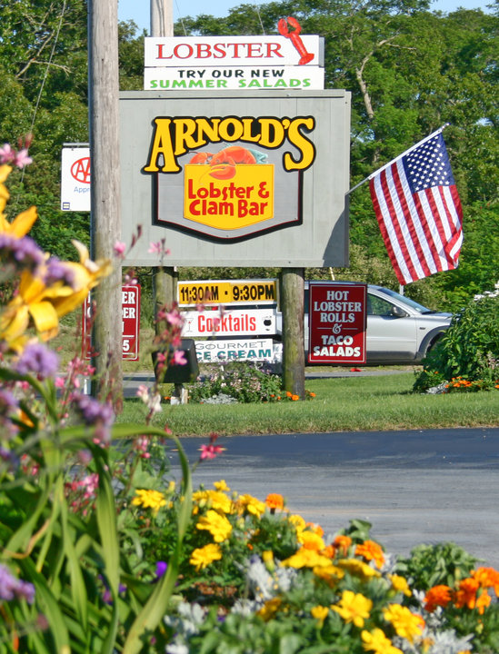 Arnold's Lobster & Clam Bar