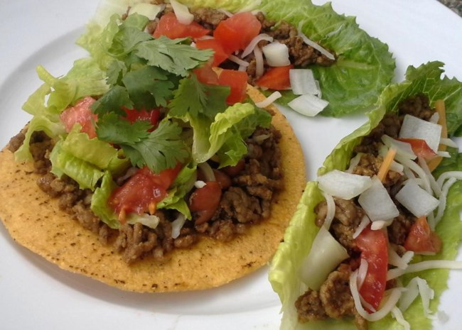 Ground Beef With Homemade Taco Seasoning Mix   Photo by Rock_lobster