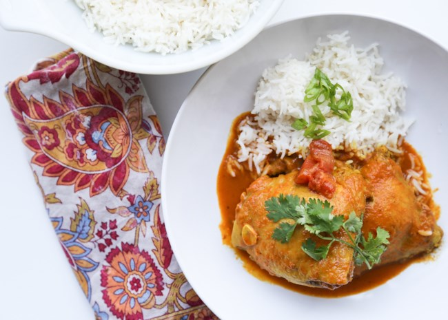 Instant Pot(R) Indian Butter Chicken