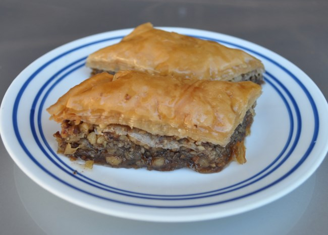 Greek Baklava