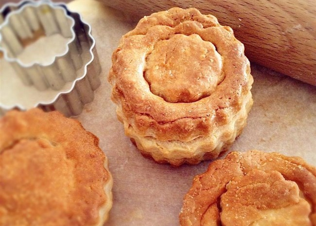 Puff Pastry Shells
