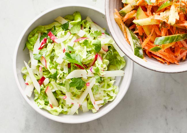 cabbage cole slaw