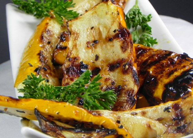 recipe active photoGrilled Yellow Squash