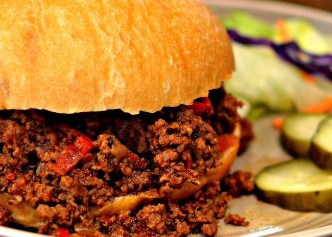 Instant Pot(R) Sloppy Joes