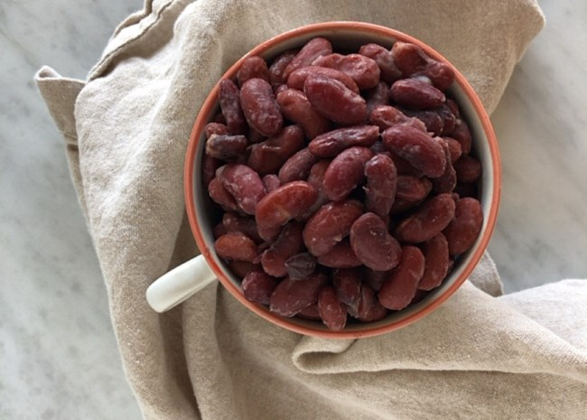 Dry Red Beans in the Instant Pot®