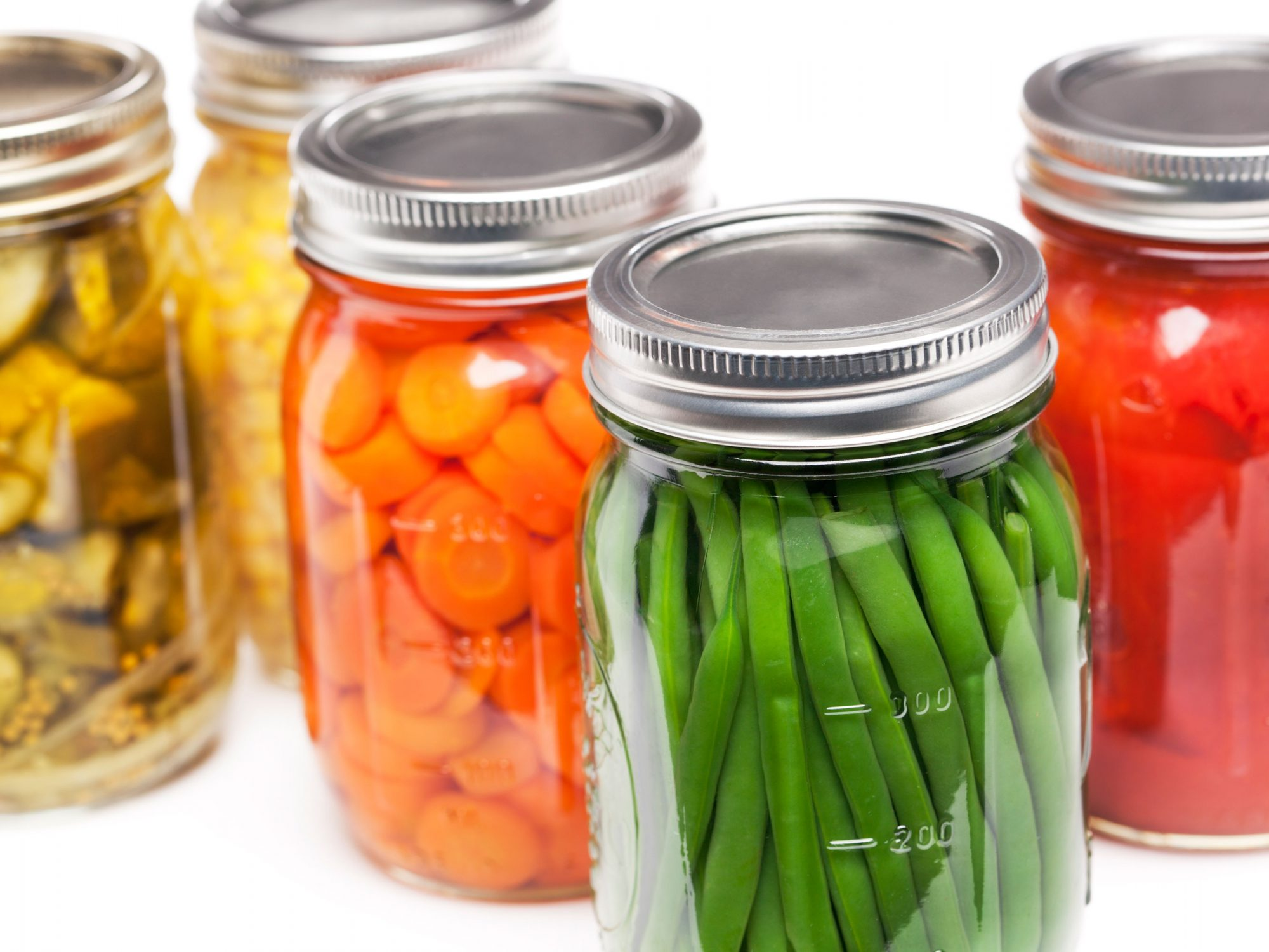 canned food and preserves