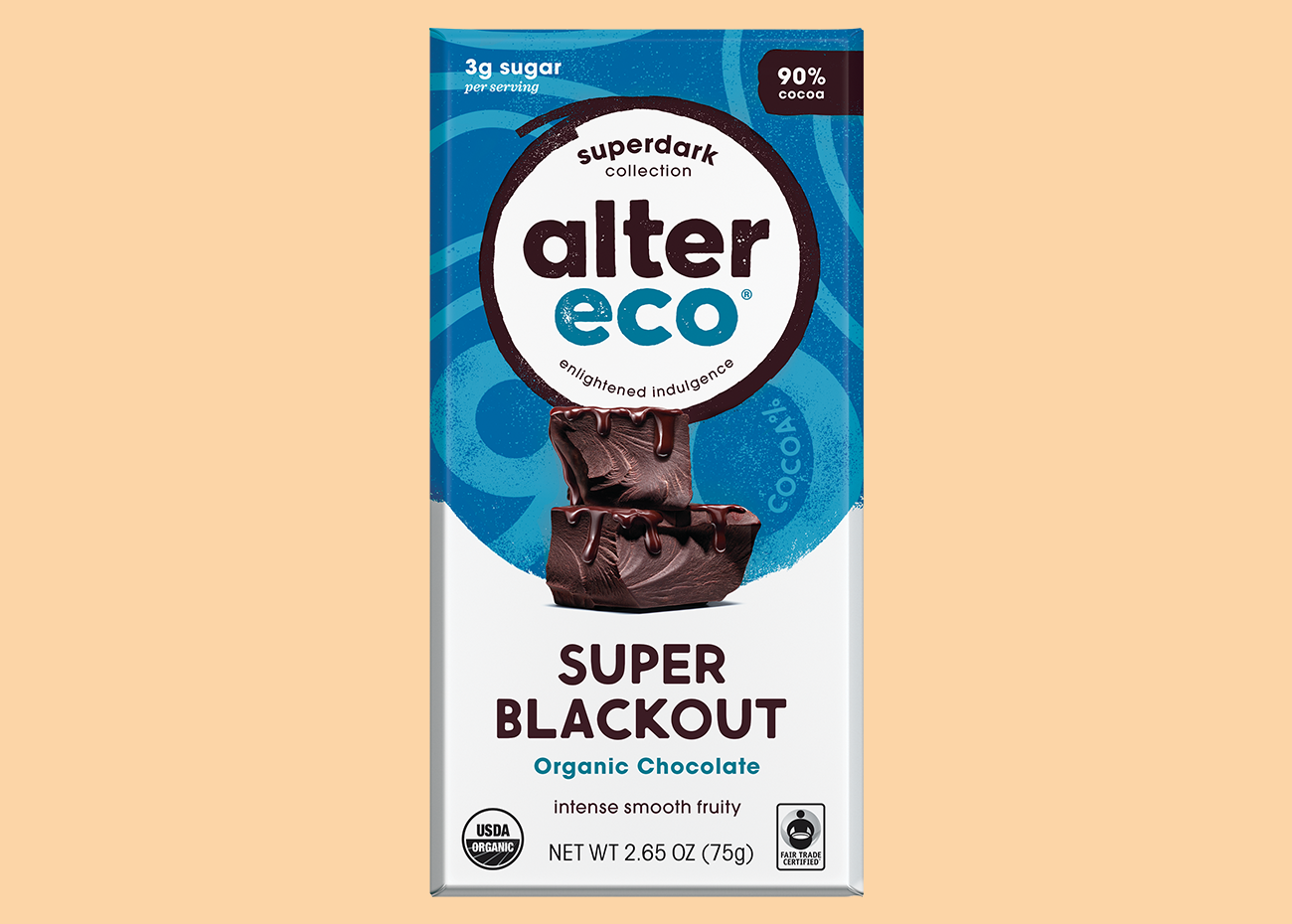 Alter Eco Superdark Bar